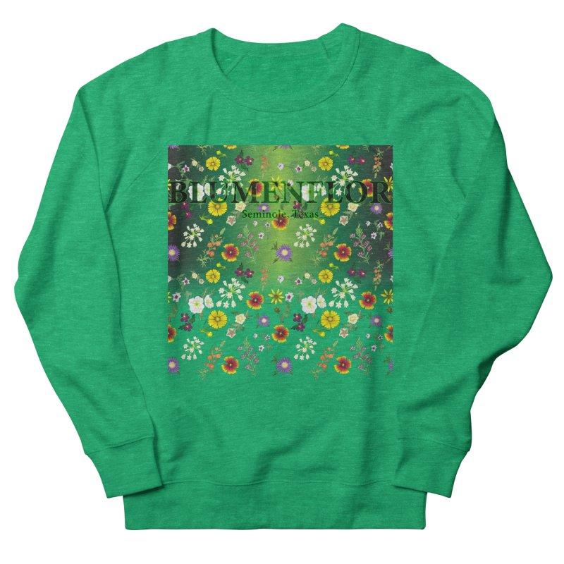 Blumenflor West Texas Wildflowers 2 Women's Sweatshirt by gattacho's Artist Shop
