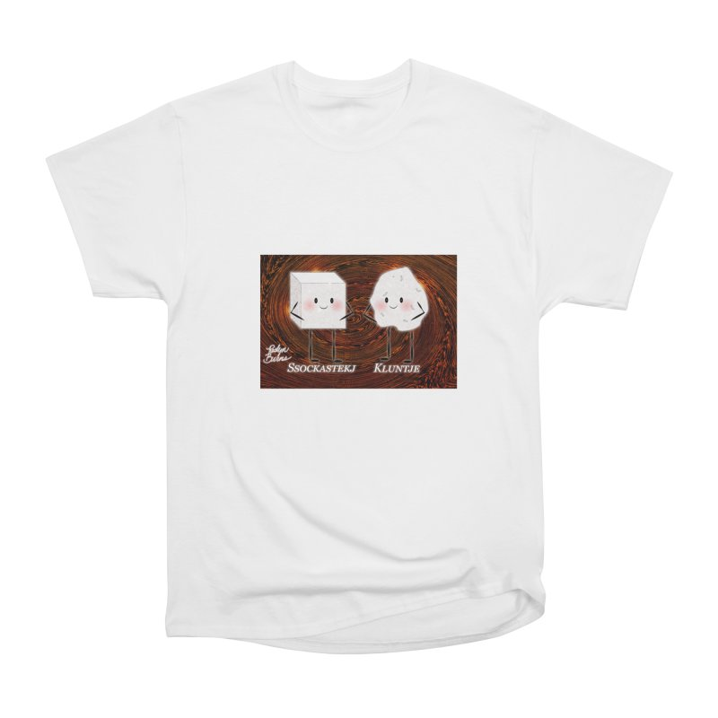 Faspa Friends Ssockastekj and Kluntje Men's T-Shirt by gattacho's Artist Shop