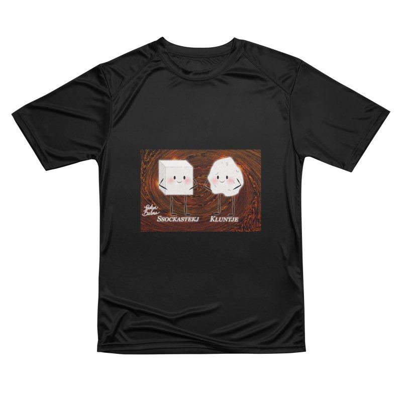 Faspa Friends Ssockastekj and Kluntje Women's T-Shirt by gattacho's Artist Shop
