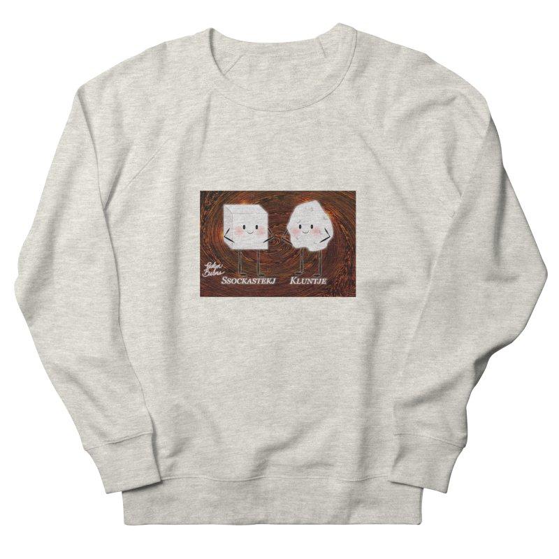 Faspa Friends Ssockastekj and Kluntje Men's Sweatshirt by gattacho's Artist Shop