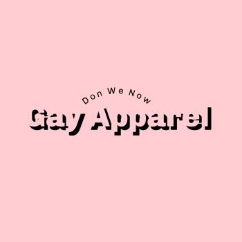 Gay Apparel Clothing Logo