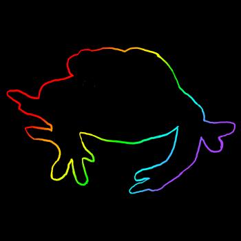 Gay Frog Studios Logo