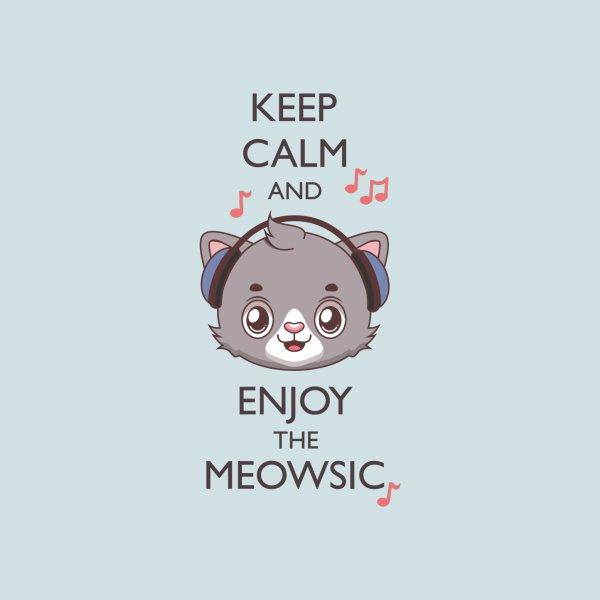 image for Enjoy the meowsic