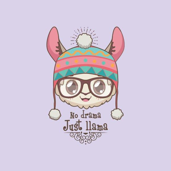 image for No drama llama pun