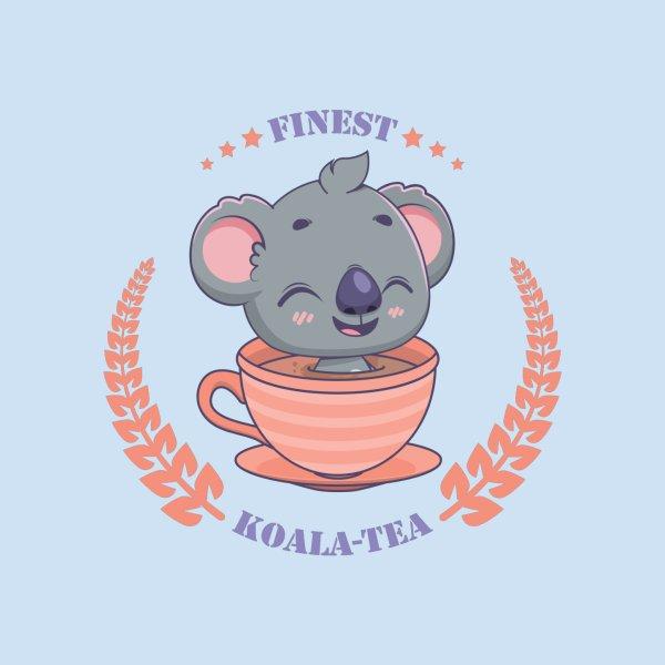 image for Finest Koala-Tea pun design