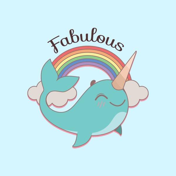 image for Fabulous sea unicorn design