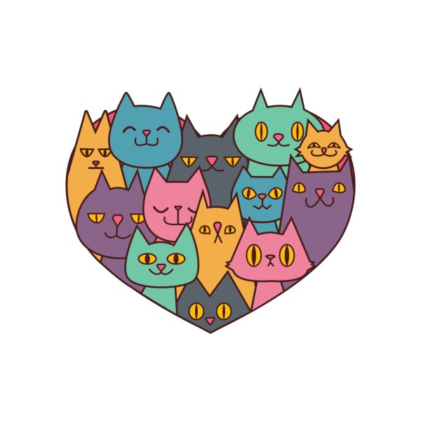 image for Cats in my heart