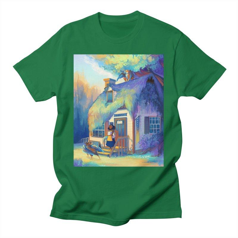 The Bakery Men's T-Shirt by Geneva B