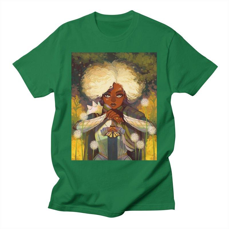 The Knight Men's T-Shirt by Geneva B