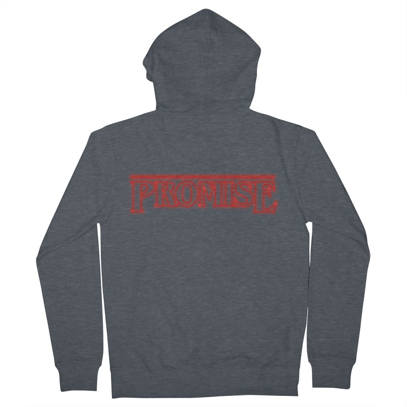 Promise Men's Zip-Up Hoody by GED WORKS
