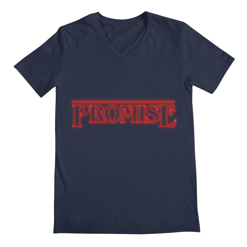 Promise Men's V-Neck by GED WORKS