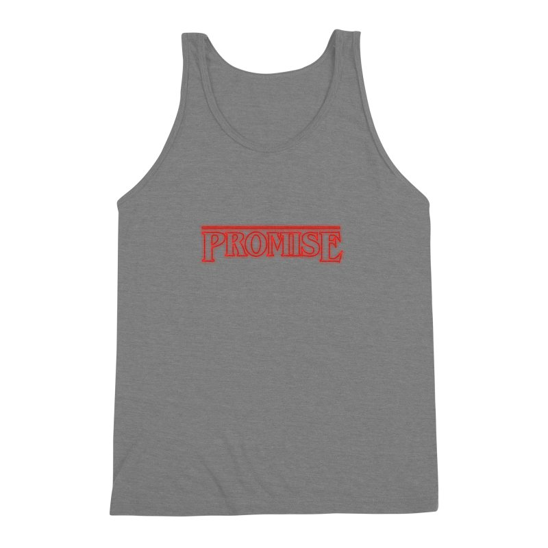 Promise Men's Triblend Tank by GED WORKS