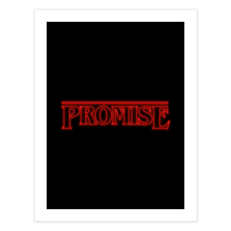 Promise Home Fine Art Print by GED WORKS