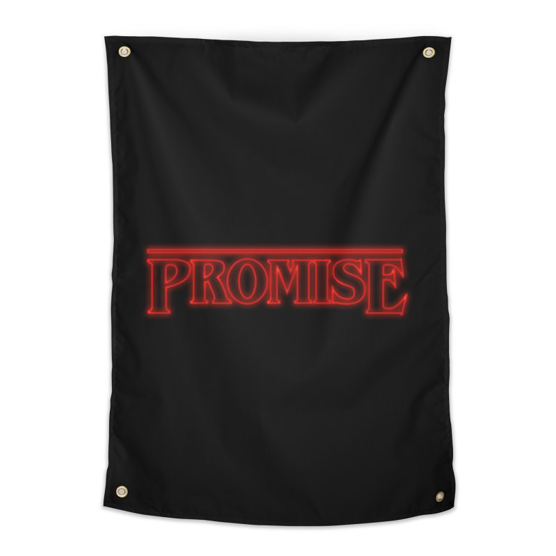 Promise Home Tapestry by GED WORKS