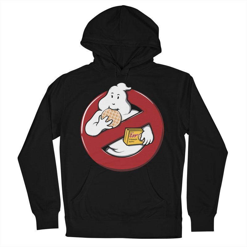 Eggo Buster Women's Pullover Hoody by GED WORKS