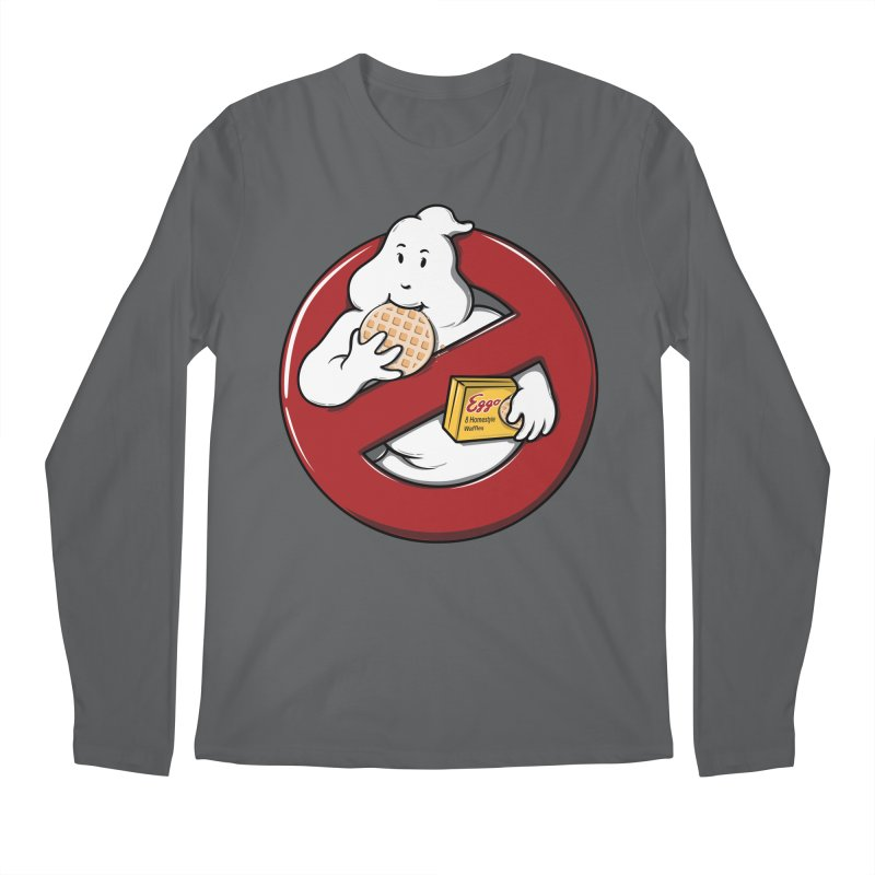 Eggo Buster Men's Longsleeve T-Shirt by GED WORKS