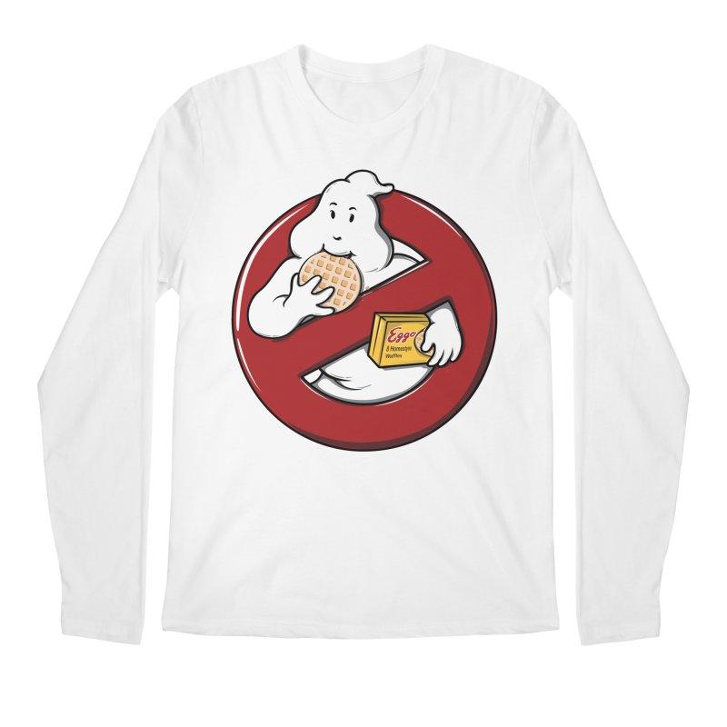 Eggo Buster Men's Regular Longsleeve T-Shirt by GED WORKS