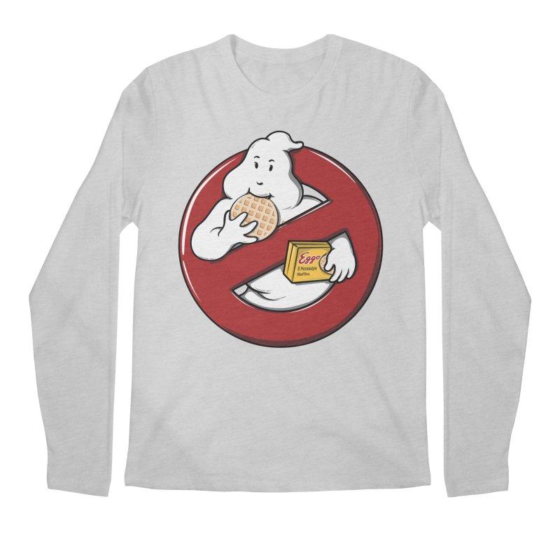 Eggo Buster Men's Longsleeve T-Shirt by GED WORKS