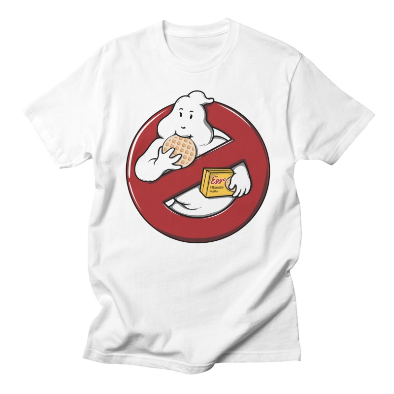 Eggo Buster Women's Unisex T-Shirt by GED WORKS
