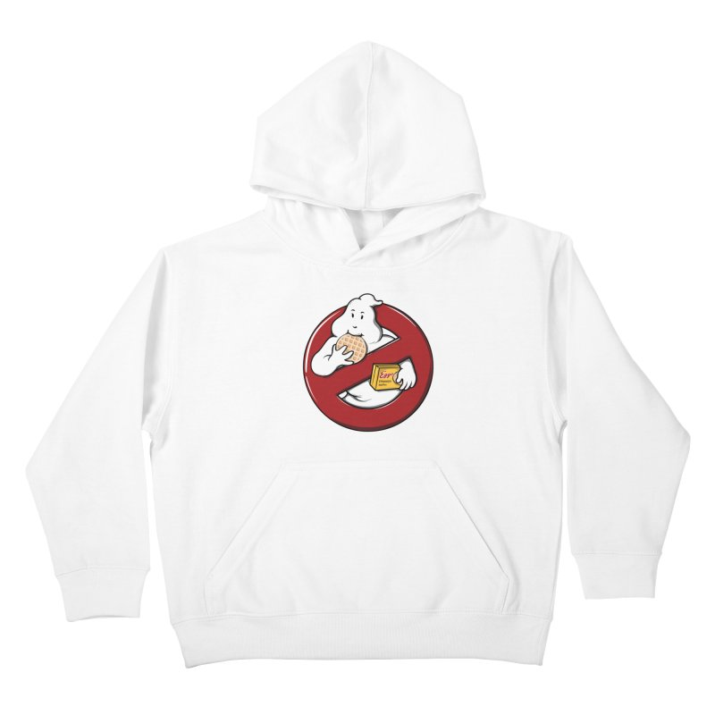 Eggo Buster Kids Pullover Hoody by GED WORKS