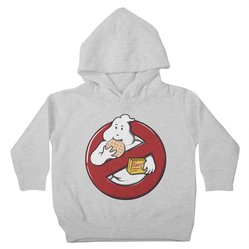 Eggo Buster Kids Toddler Pullover Hoody by GED WORKS