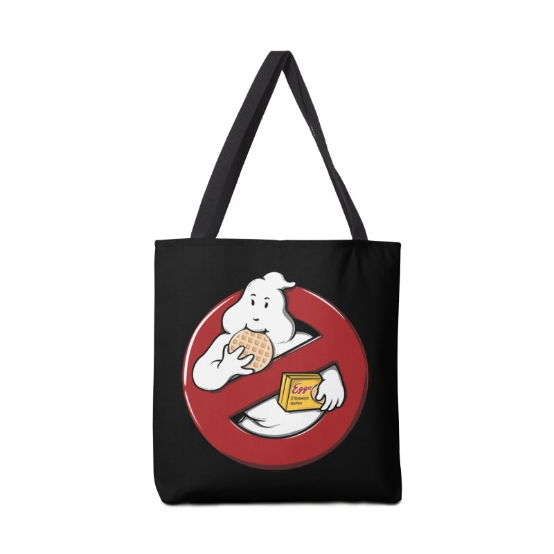 Eggo Buster Accessories Tote Bag Bag by GED WORKS