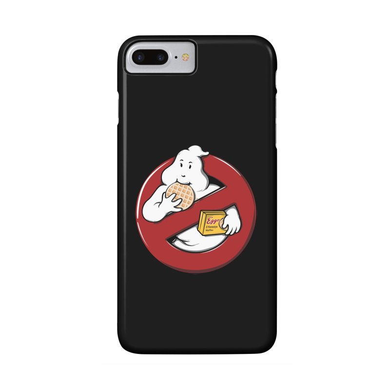 Eggo Buster Accessories Phone Case by GED WORKS