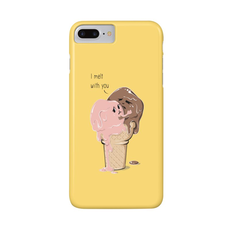 Melt With You Accessories Phone Case by GED WORKS