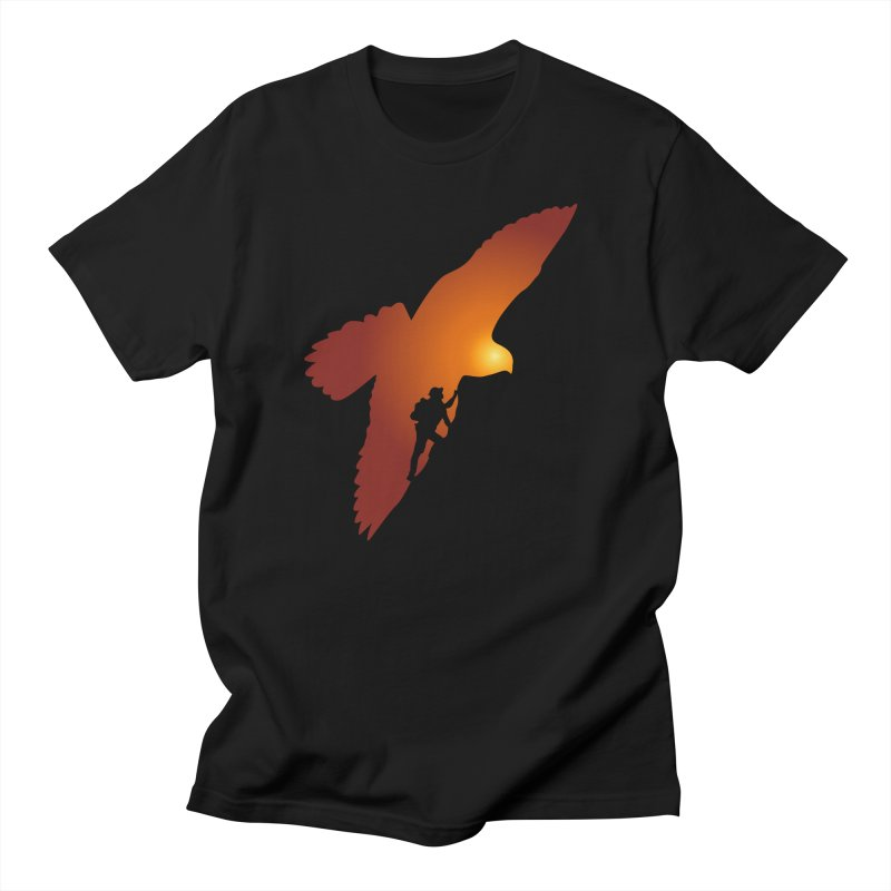 Falcon's Peak   by THE WHITE WOLF TEE