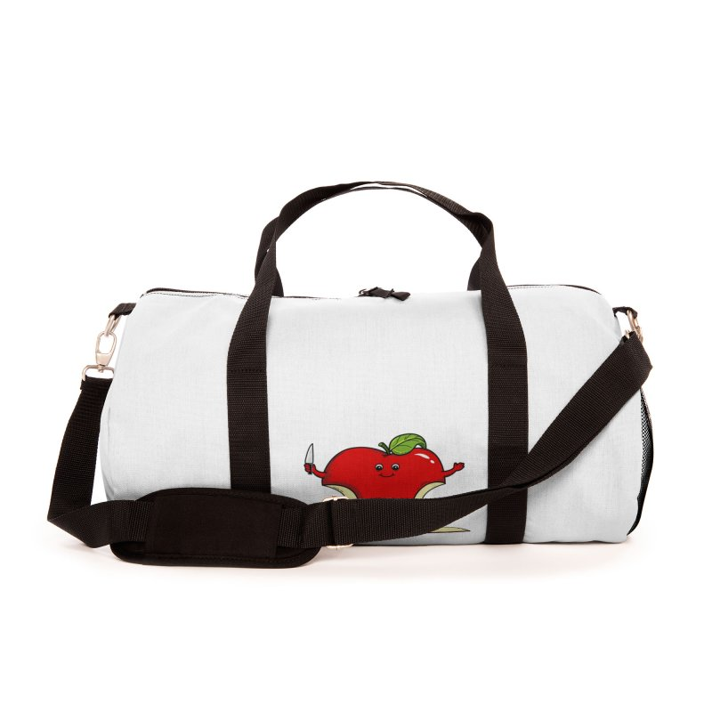 Apple Cut Accessories Bag by GED WORKS