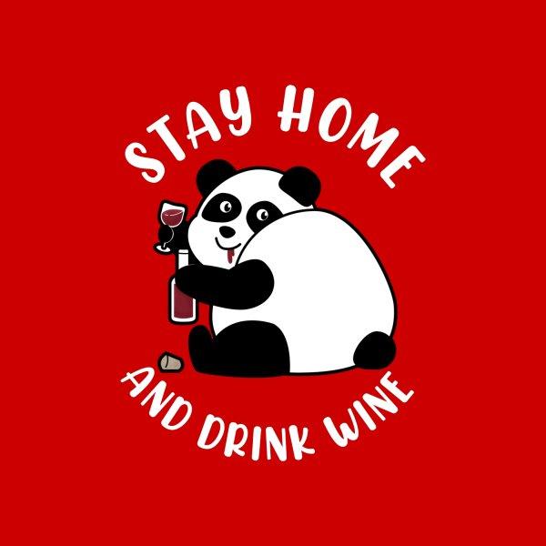 image for Panda Drinks Wine