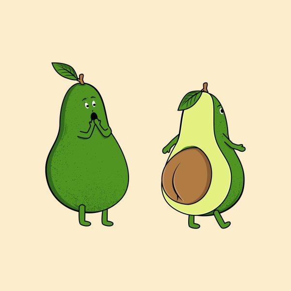 image for Avocado Butt Expose
