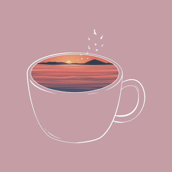 image for A Cup of Sunset