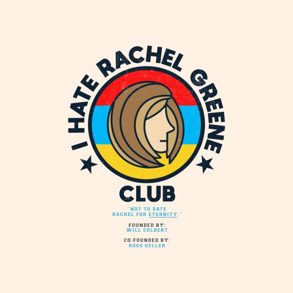 image for HATE RACHEL GREEN CLUB