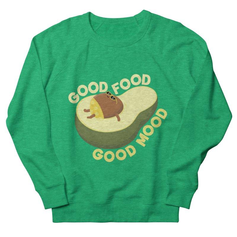Avocado Good Food Women's Sweatshirt by GED WORKS