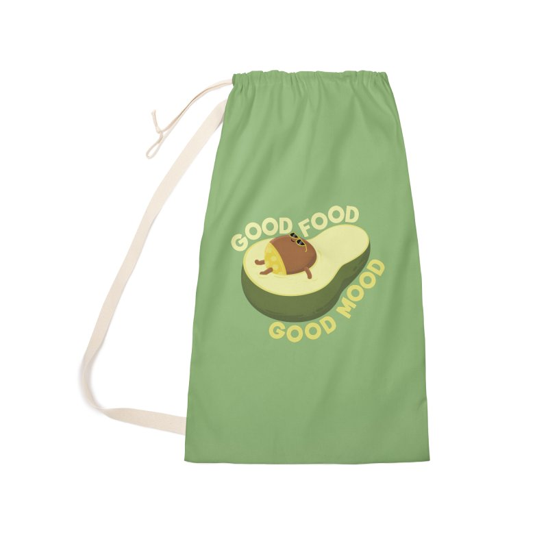 Avocado Good Food Accessories Bag by GED WORKS