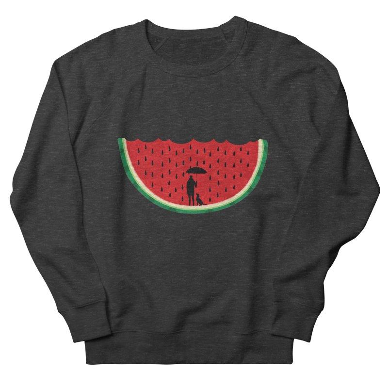 Watermelon Rain Women's Sweatshirt by GED WORKS