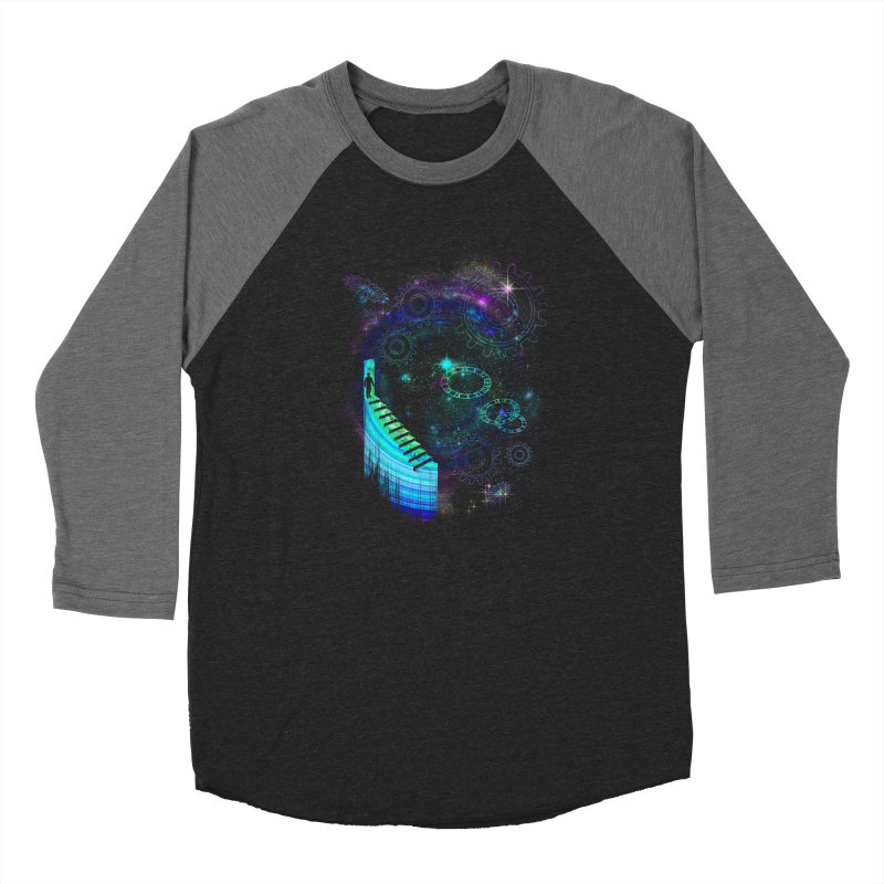 Time Traveler Women's Longsleeve T-Shirt by GED WORKS