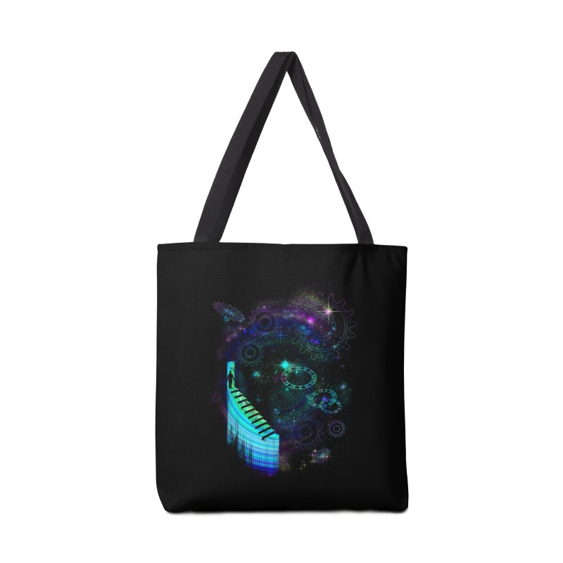 Time Traveler Accessories Bag by GED WORKS
