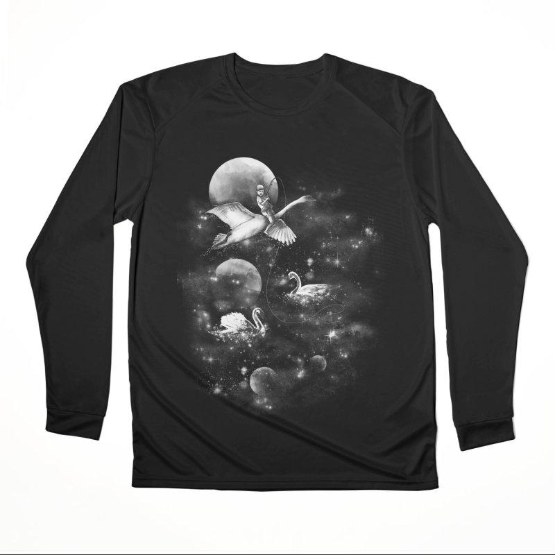 Longest Night Women's Longsleeve T-Shirt by GED WORKS