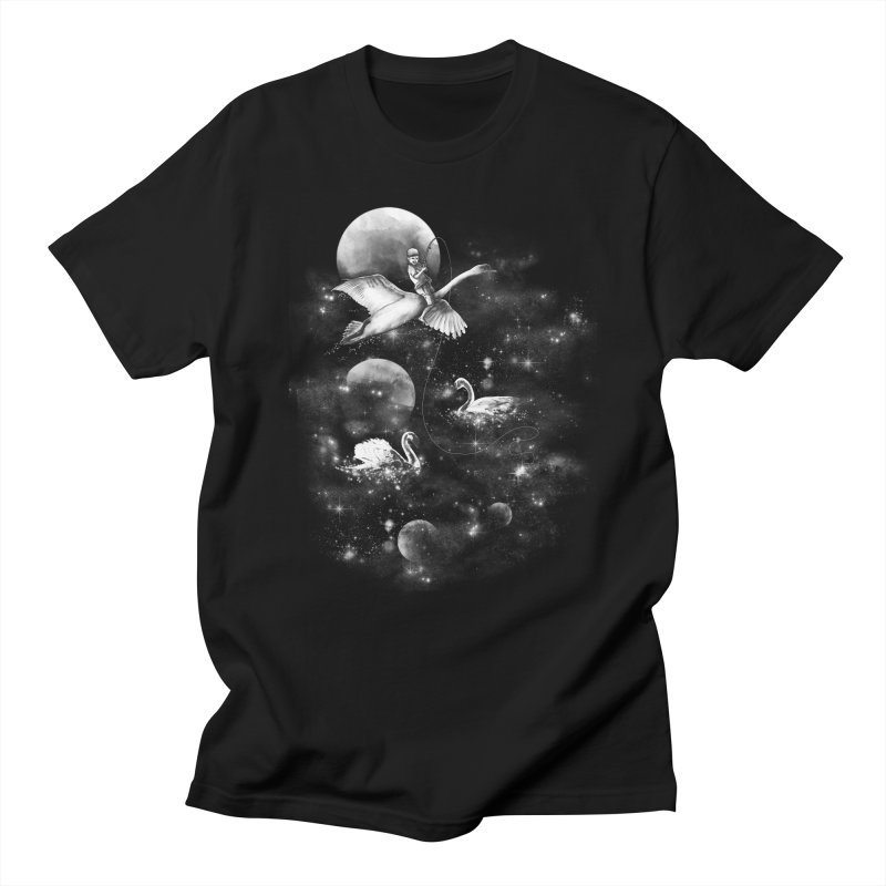 Longest Night Men's T-Shirt by GED WORKS