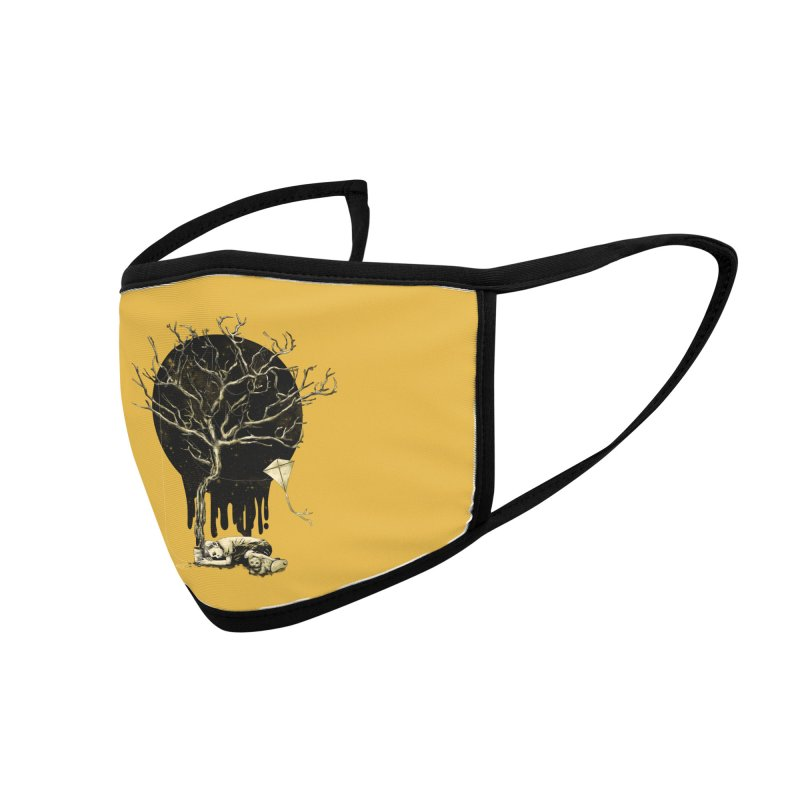 String of Hope Accessories Face Mask by GED WORKS