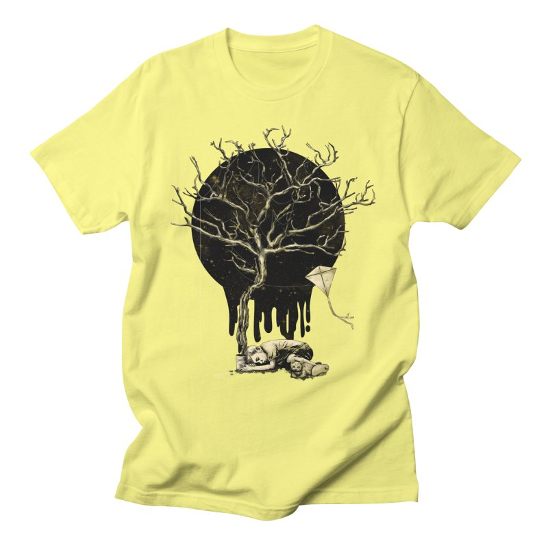 String of Hope Men's T-Shirt by GED WORKS
