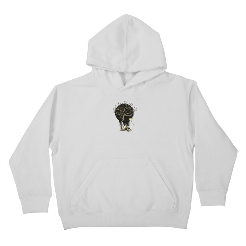 String of Hope Kids Pullover Hoody by GED WORKS