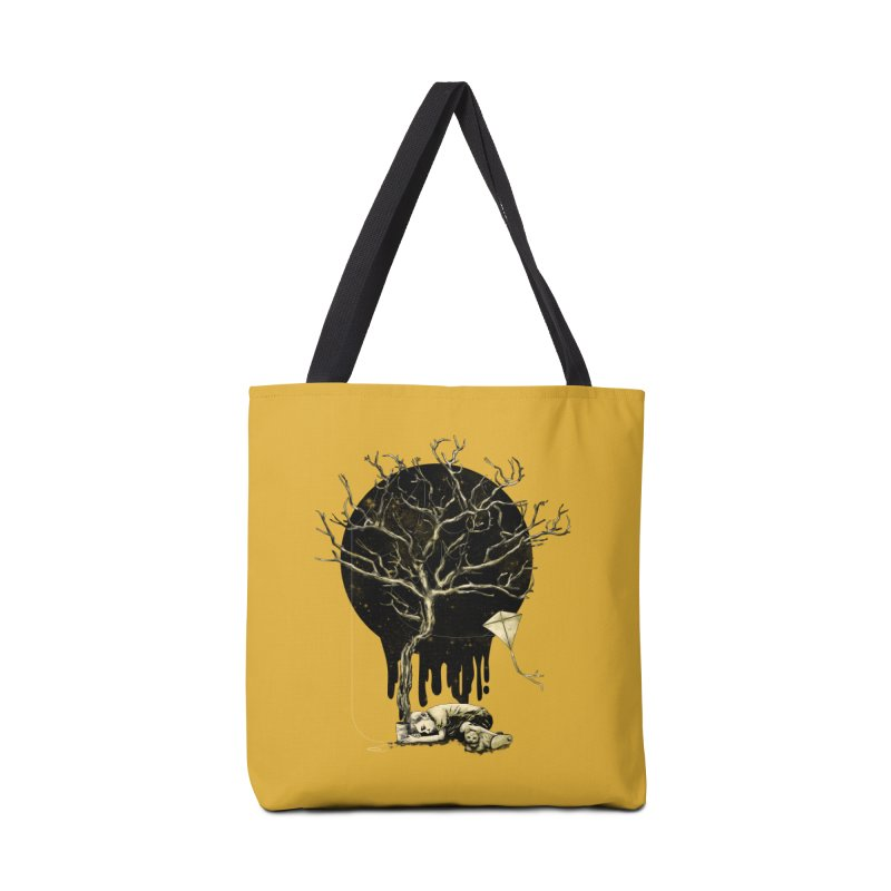 String of Hope Accessories Bag by GED WORKS