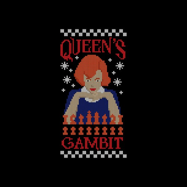 image for The Queen of Chess