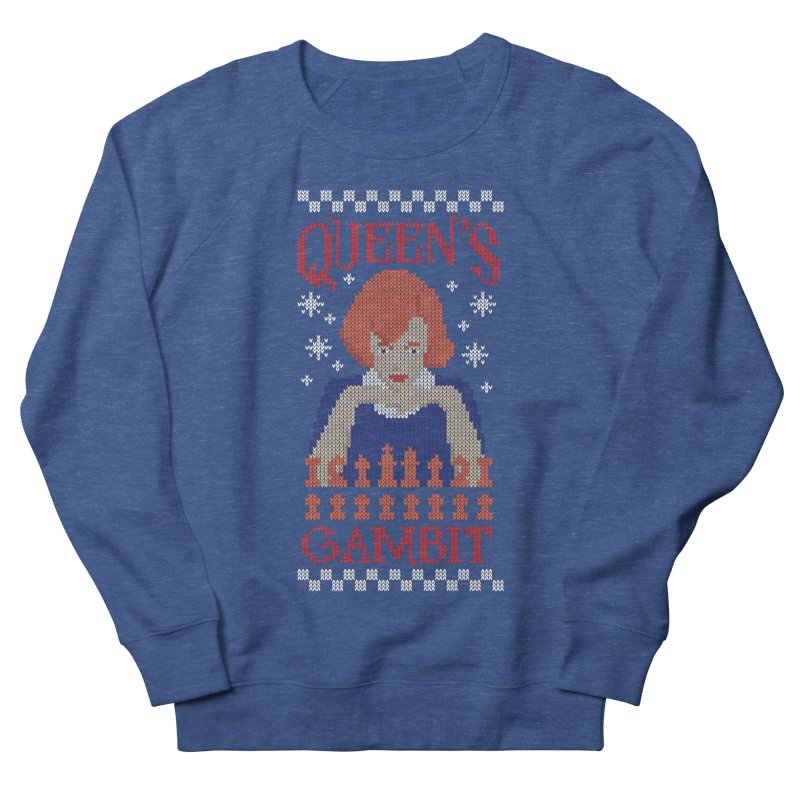 The Queen of Chess Women's Sweatshirt by GED WORKS