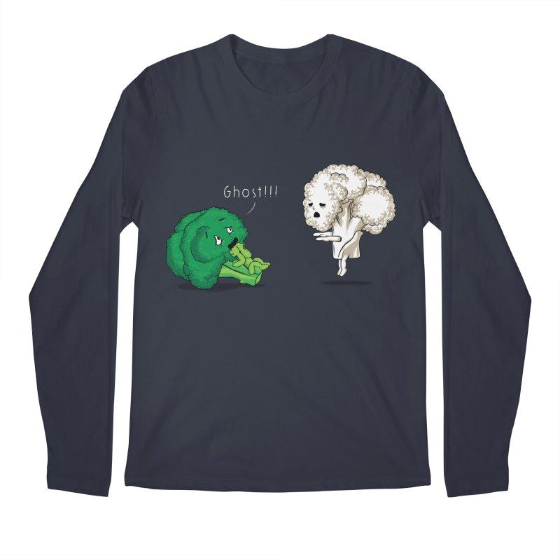 A Vegan Horror Story Men's Longsleeve T-Shirt by GED WORKS