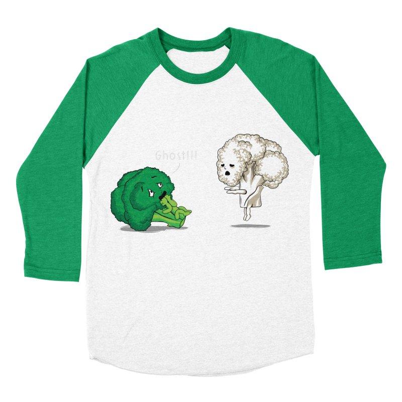 A Vegan Horror Story Men's Baseball Triblend T-Shirt by GED WORKS