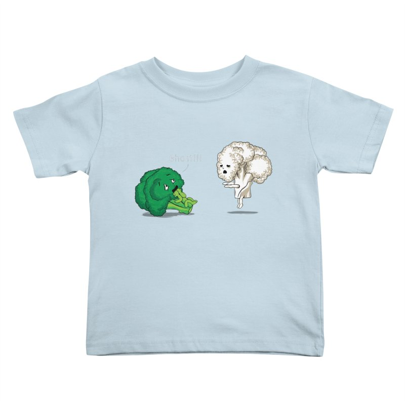 A Vegan Horror Story Kids Toddler T-Shirt by GED WORKS